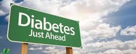 Diabetes Just Ahead