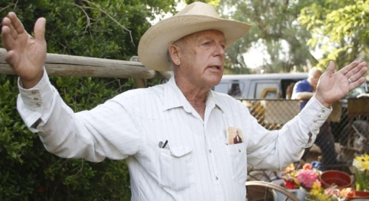 Cliven Bundy was arrested by the FBI   Wednesday night at the Portland, Ore., airport.