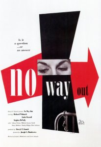 no way out-movie poster 1