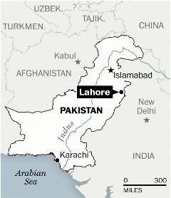 Pakistan - Lahore 2