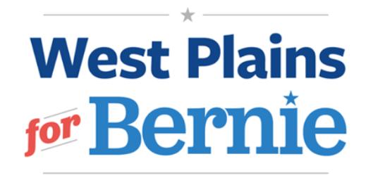 West Plains for Bernie