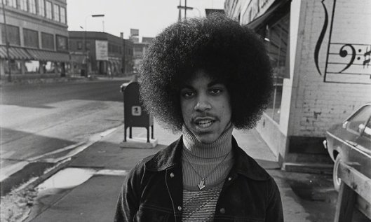 Prince at the age of 19