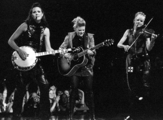 The Dixie Chicks performing  (The Gear photo)