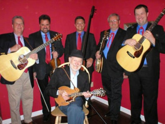 Jesse McReynolds and the Virginia Boys are the headliners for the Old Time Music Festival Saturday night on the Main Stage in the West Plains Civic Center Arena.