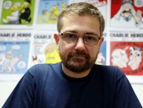 Stephane Charbonnier, the Charlie Hebdo editor who was killed in 2015