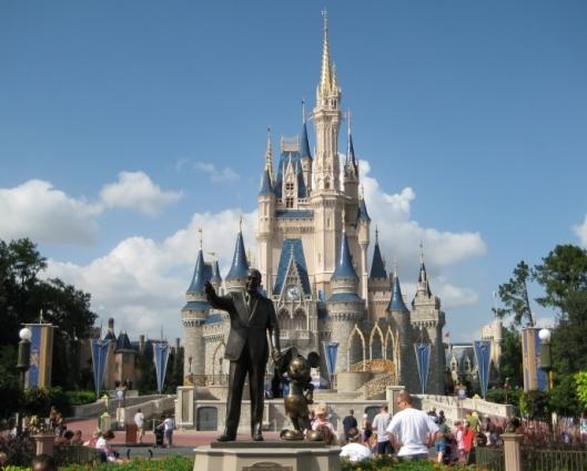 Walt Disney World, adjacent to resort