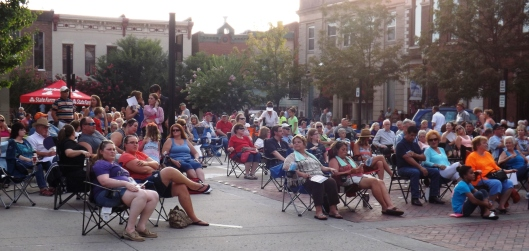 Another view of the audience.  (Staff photo by Mariann Hyslop)