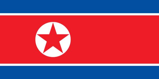 North Korea flag 1